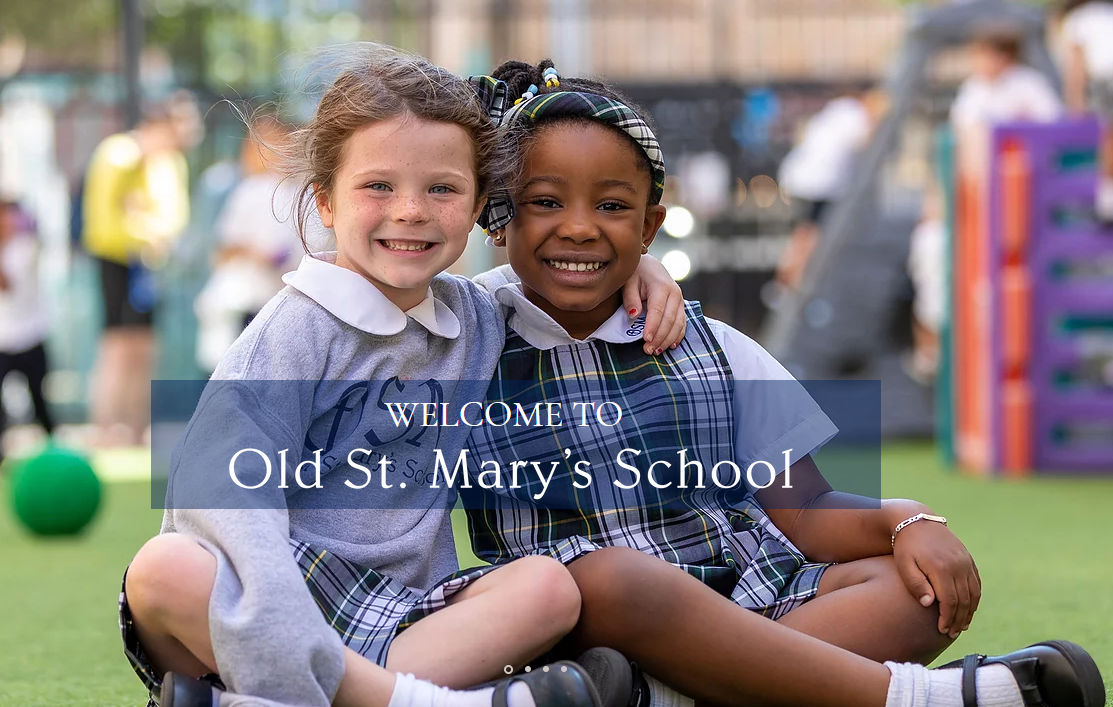 Old St. Mary's School Shot