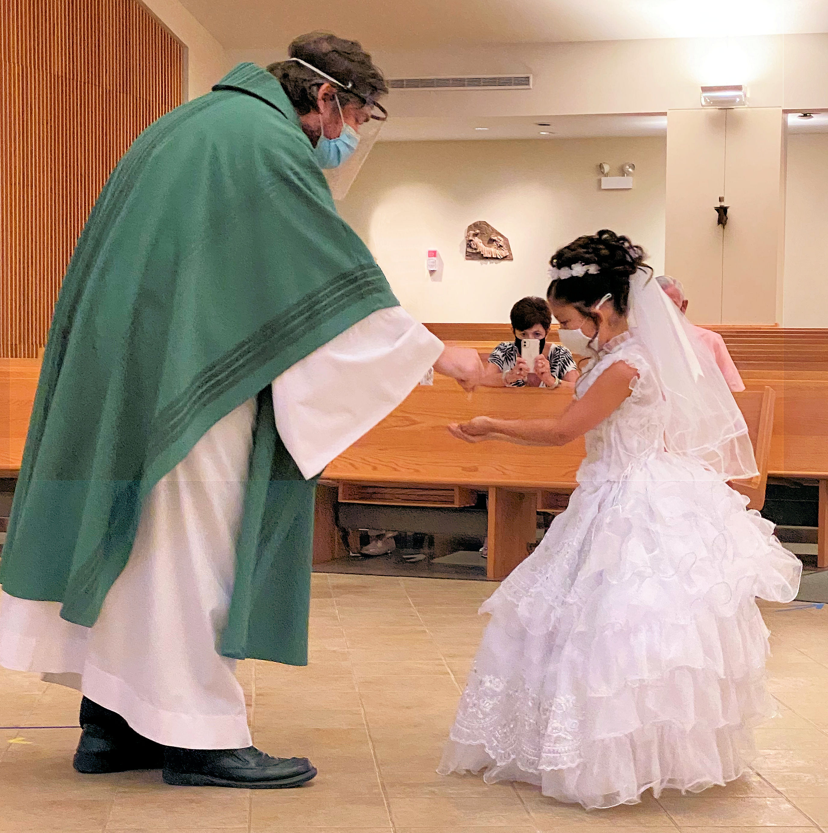 First Communion And First Reconciliation Old St Mary S Church Chicago