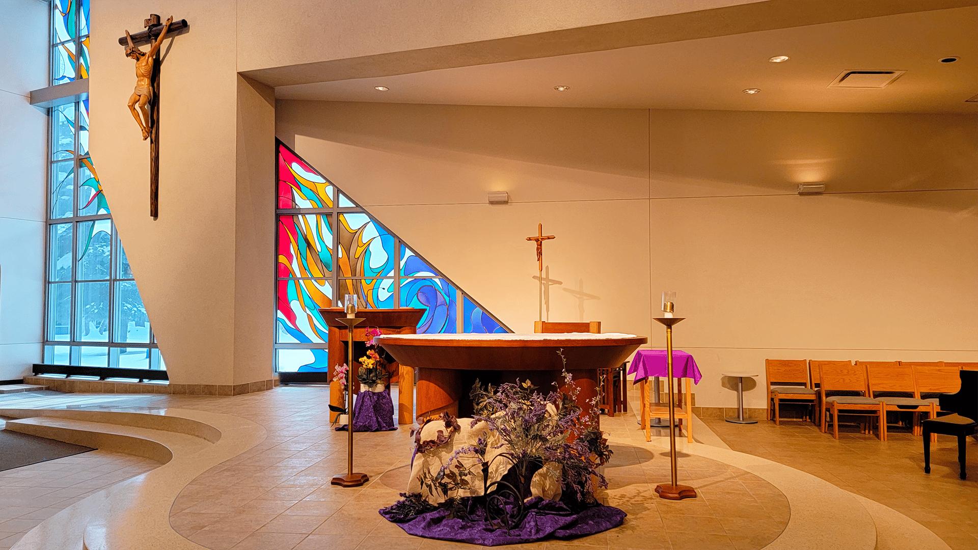 Lent Church 20210218
