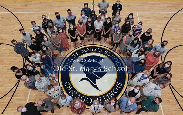 Old St. Mary's School